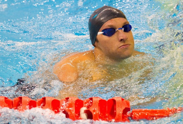 Ian Thorpe fails to qualify for the London 2012 Olympic Team