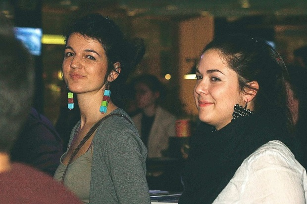 Таня и Изабела от РЕ>ЛА>КС