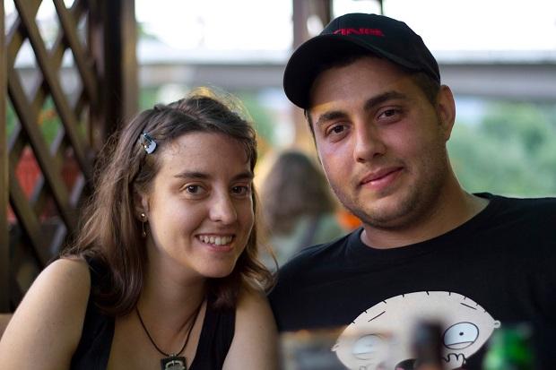 Българо-испанската любов на Марта и Юри.