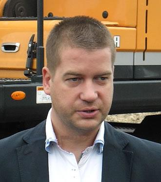 Живко Тодоров, кмет на град Стара Загора.