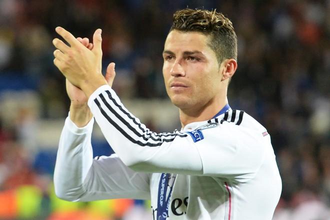 Звездата на Реал (Мадрид) Кристиано Роналдо