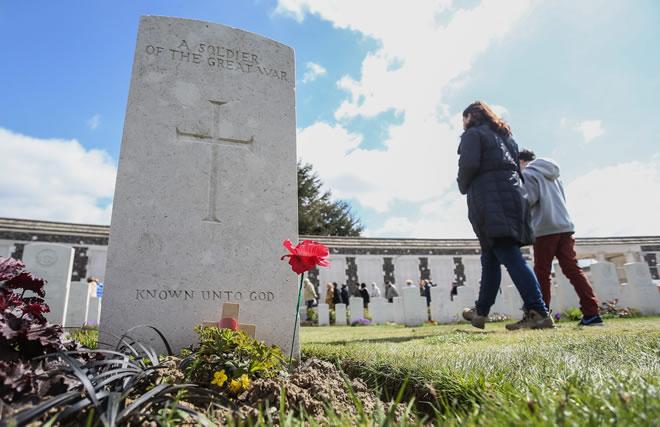 Tyne Cot cemetery2
