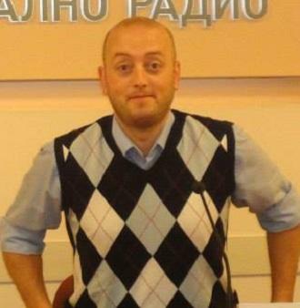 Милен Димитров, старши редактор