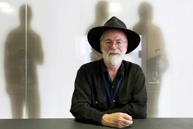 British novelist Terry Pratchett dead at 66