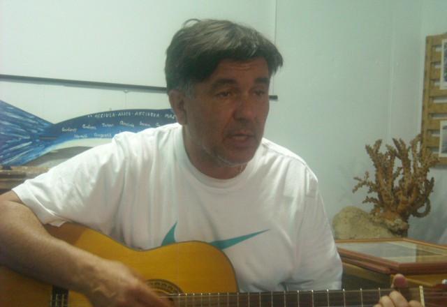 Аншоата вдъхновява песните на Микеланджело