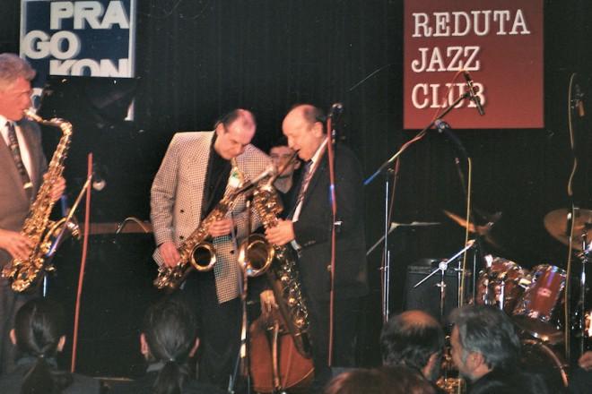 снимка: архив Reduta Jazz Club