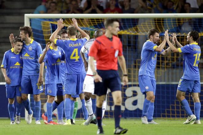 За футболисти на БАТЕ (Борисов) се превърна в традиция да играят в Шампионската лига.