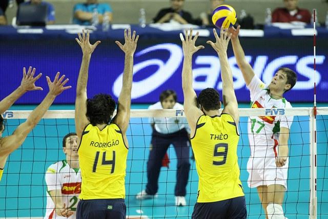 Младият през 2010-та Ники Пенчев бе титуляр, но просто Бразилия не искаше да спечели този мач!