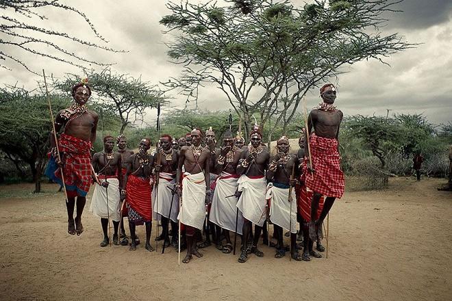 Самбуру, Кения.