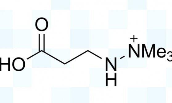 meldonium_formula_chimica