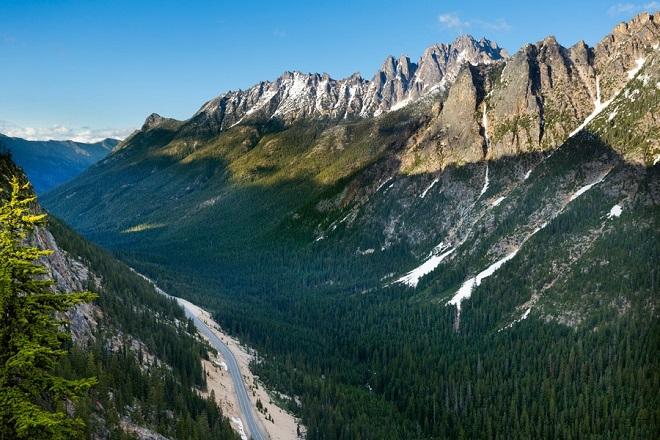Планински пейзаж