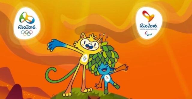 Винисиус и Том, талисманите на Рио 2016.