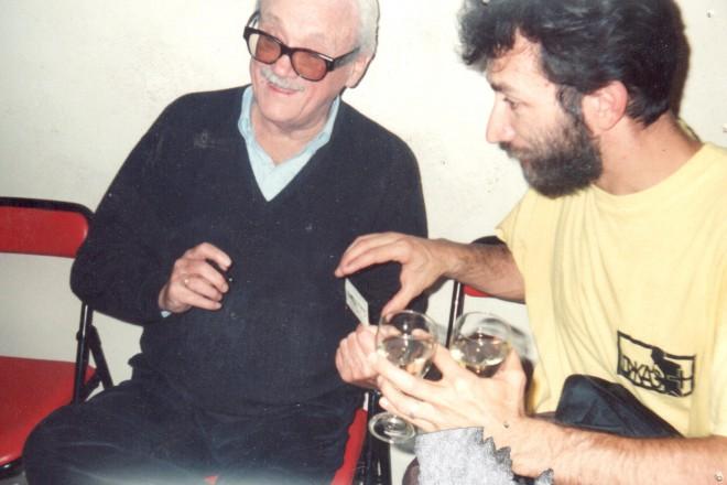 С Туутс в Париж януари 1995