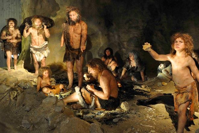 Неандерталци