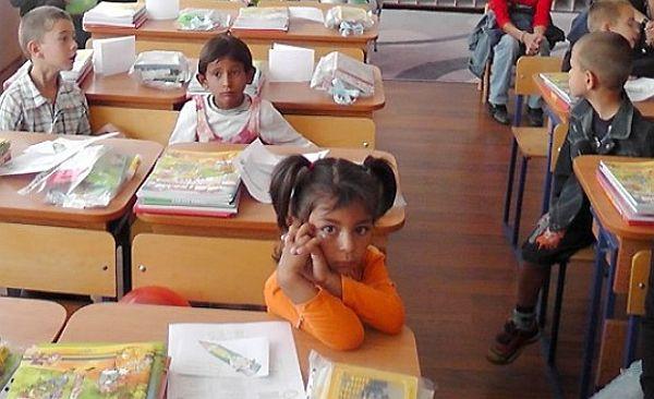 деца цигани училище