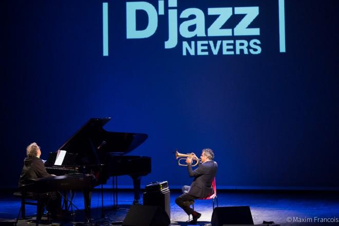 Paolo Fresu & Uri Caine @ Never D'Jazz 2016