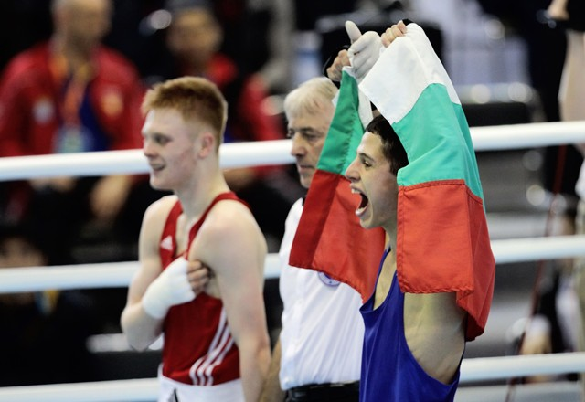 Тинко Банабаков записа триумф за България при най-леките.