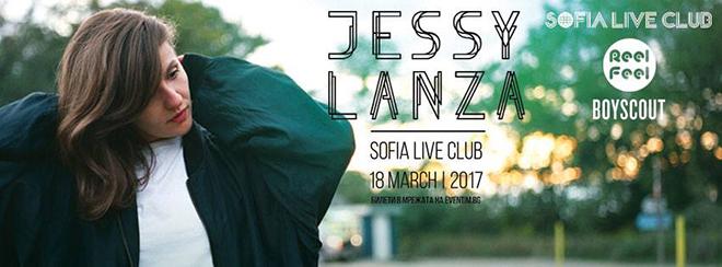 Jessy Lanza @ Sofia Live Club