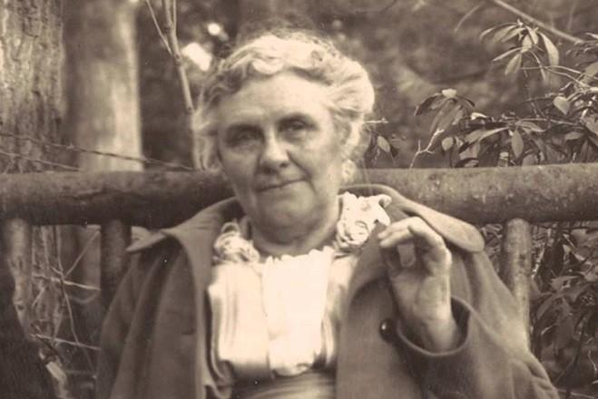 Anna Comstok