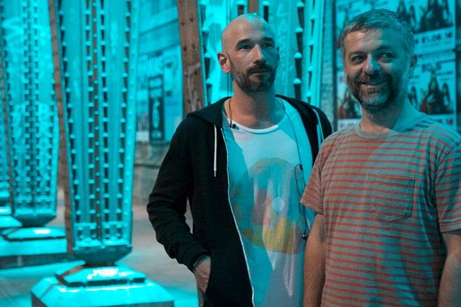 Kosta Kostov & Samuel Tegaro by Nils Neubert