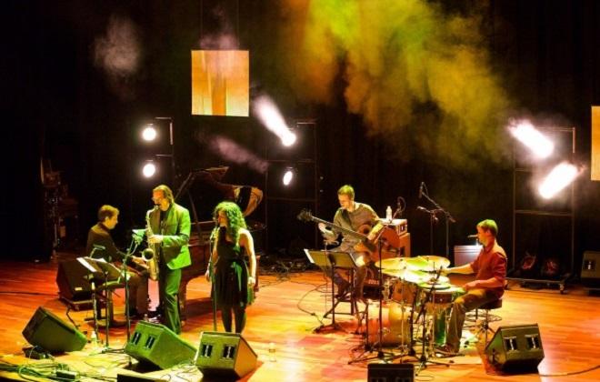Like A Jazz Machine - люксембургският джаз-фестивал.
