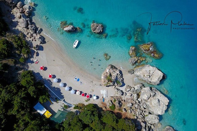 Южна Албания.