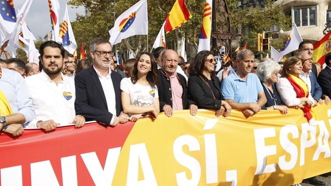 Каталуния - да, Испания - също. сн.: ccma.cat/324/