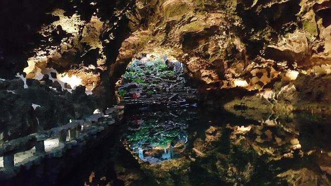 Хамеос дел агуа - културен център, рай за сетивата.