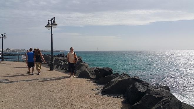 Playa blanca - 25.11.2017