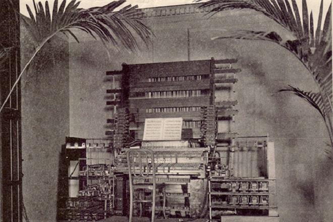 Телхармоник Хол, Ню Йорк, 1906. Началото на стрийминга.