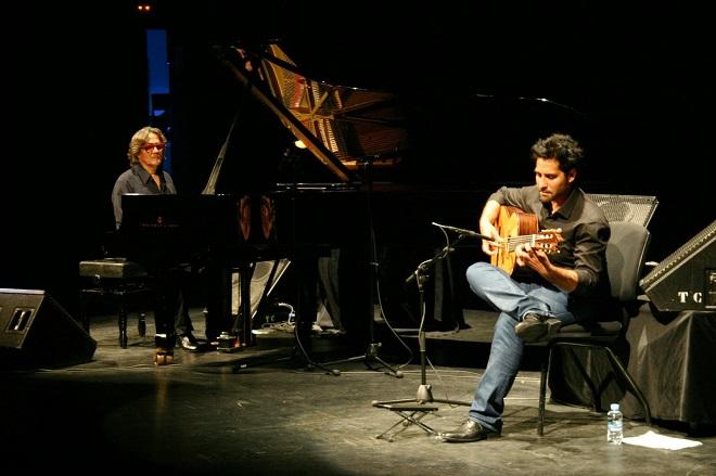 Чано Домингес и Ниньо Хоселе