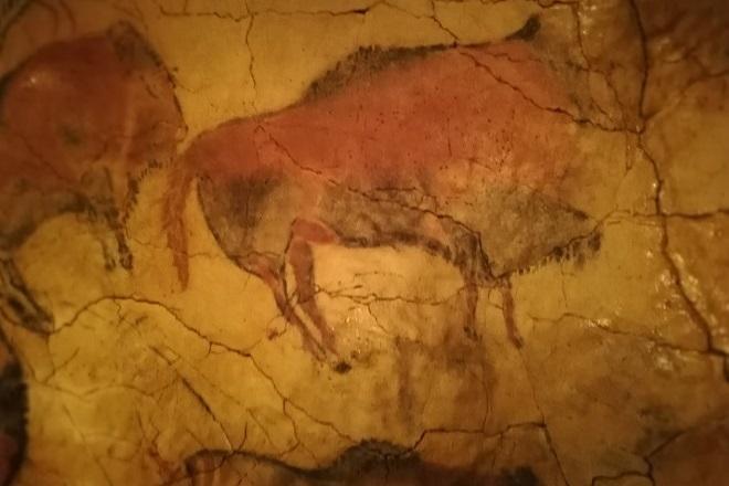 Бизоните на Алтамира