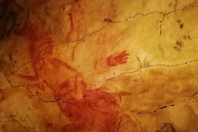 Едни от най-старите изображения в Алтамира