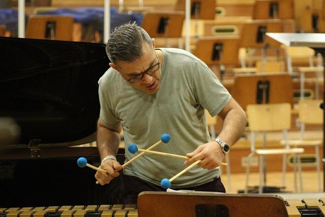 Христос Рафаелидес в Първо студио на БНР