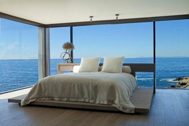 Blue Room - Chambre avec vue - Il Cielo in una Stanza